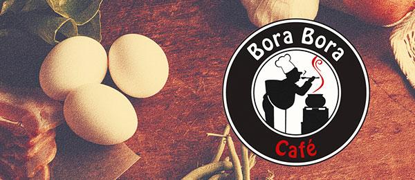 «Bora-Bora» меню ресторана зима 2012-2013